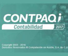 CONTPAQi Contabilidad 9.2.0 con activador descargar gratis 2017