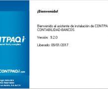 CONTPAQi Bancos 9.2.0 2017 Descargar Gratis con Activacion