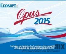 OPUS 2015 Presupuesto Programable con SentinelKEY Maquinas Ilimitadas
